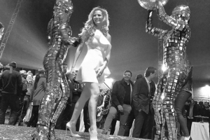 Eventos-PerformanceVisuales - Dama de los Espejos
